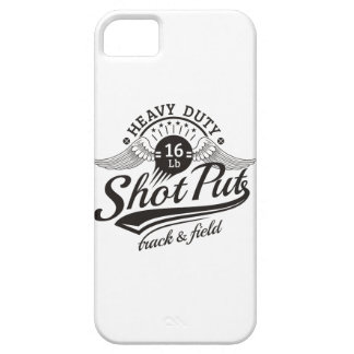 shot put wings case for the iPhone 5