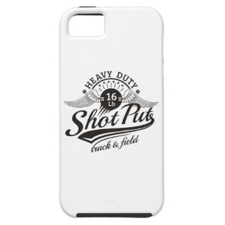 shot put wings iPhone 5 cover