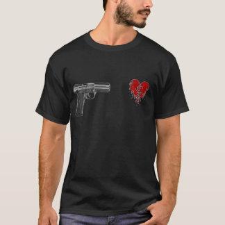 Shot throught the heart T-Shirt