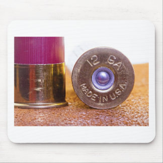 Shotgun Shell Mouse Pad