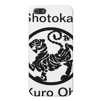 Shotokan Pride iPhone 5/5S Case