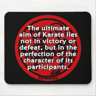 Shotokan - The Ultimate Aim Mouse Pad