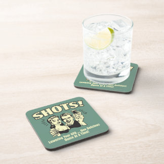 Shots: Lowering Your GPA Drink Coasters