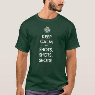 Shots Shots Shots! T-Shirt