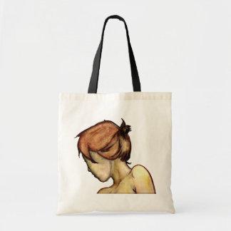 Shoulders Tote Bag
