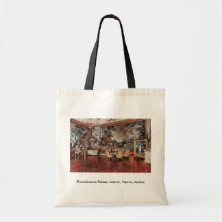 Shounbroune Palace, interior, Vienna, Austria Canvas Bag