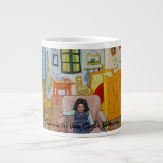 Shounie in Van Gogh's Bedroom Jumbo Mug