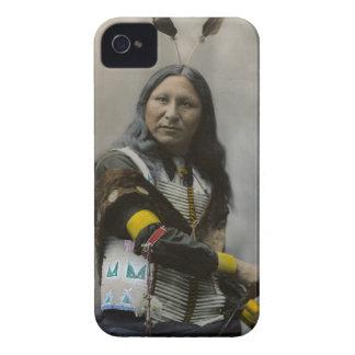 Shout At Oglala Sioux 1899 Indian