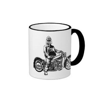 Shovel Face II Coffee Mug