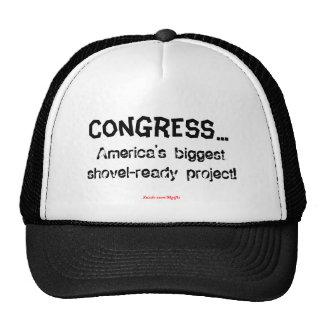 Shovel Ready Hat