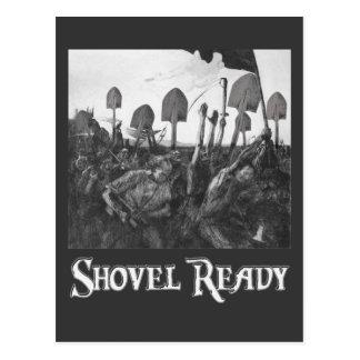 Shovel Ready Post Card