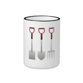 Shovel Set Mugs