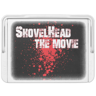 "SHOVELHEAD THE MOVIE - ""Bloody Good"" Cooler"