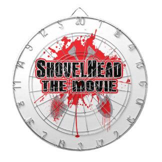 SHOVELHEAD THE MOVIE - Dart Board