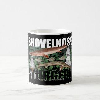 Shovelnose Sturgeon Collage Mug