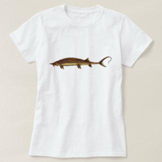 Shovelnose Sturgeon - Scaphirhynchus platorynchus T-Shirt