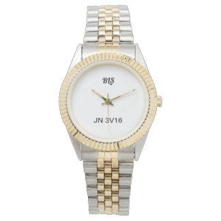 Show BLS - Jn 3v16 Watch