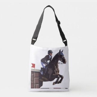 Show Jumping Crossbody Bag