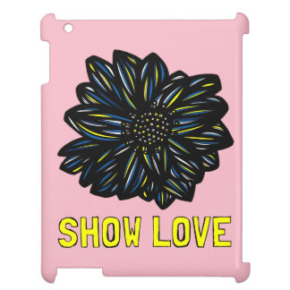 """Show Love"" 631 Art iPad Case"