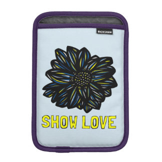 """Show Love"" iPad Mini Soft Case"