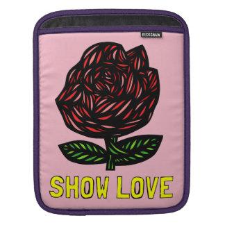 """Show Love"" Ipad Soft Case"