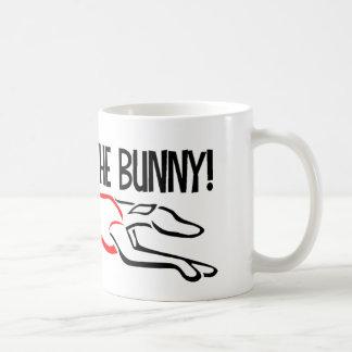 Show me the Bunny! Basic White Mug