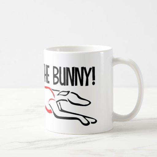 Show me the Bunny! Coffee Mugs