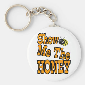 show me the honey key ring