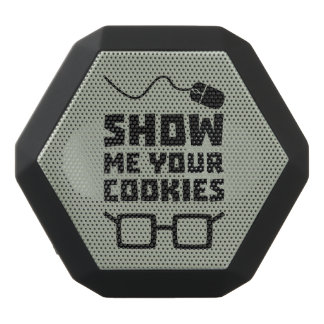 Show me your Cookies Geek Zb975 Black Bluetooth Speaker