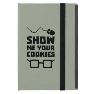 Show me your Cookies Geek Zb975 iPad Mini Case