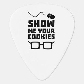 Show me your Cookies Geek Zb975 Plectrum