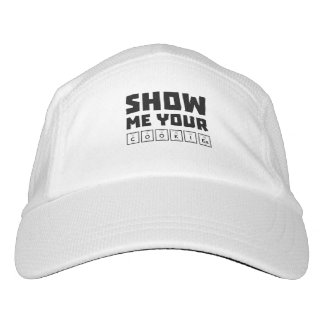 Show me your cookies nerd Zh454 Hat