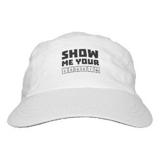 Show me your cookies nerd Zh454 Hat
