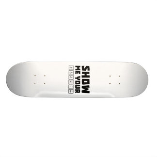 Show me your cookies nerd Zh454 Skateboards