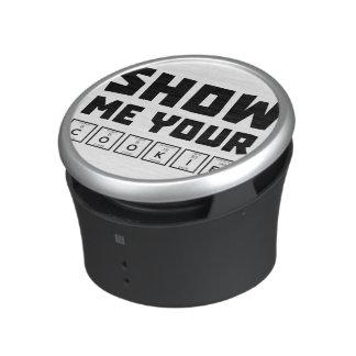 Show me your cookies nerd Zh454 Speaker