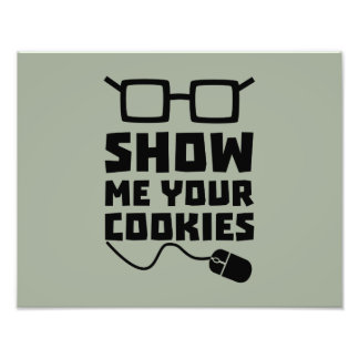 Show me your Cookies Zx363 Photograph