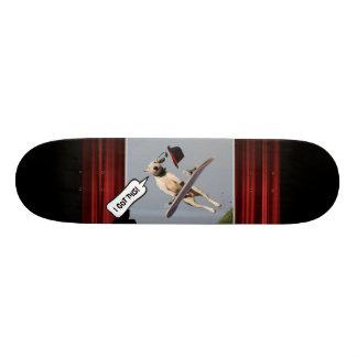 Show-off Dog 20.6 Cm Skateboard Deck