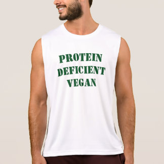 Show Off Your Vegan Gains Singlet