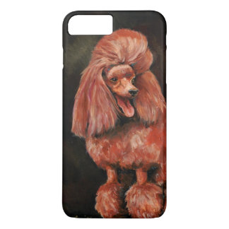 Show poodle iPhone 7 plus case