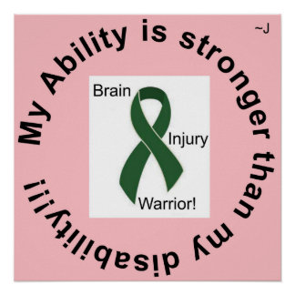 Show pride in Ability (ies)! Poster