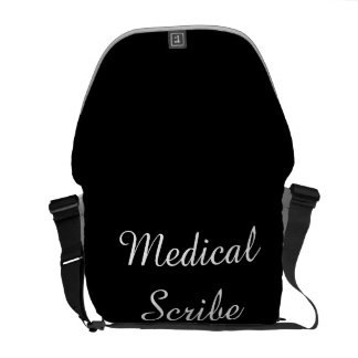 Show pride in your profession! messenger bag