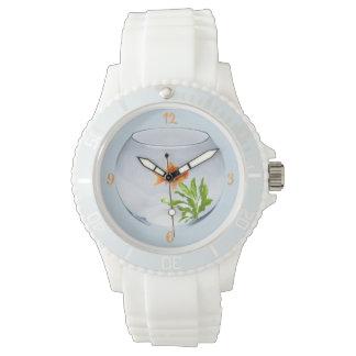 Show silicone Goldfish Watch