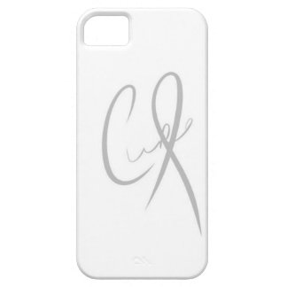 show support for encephalitis CURE Barely There iPhone 5 Case