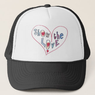 Show the Love Trucker Hat