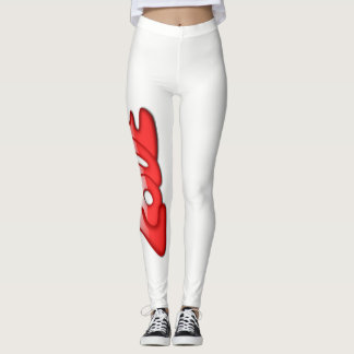 Show the Love Womens Leggings