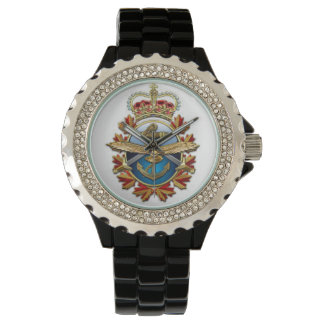 SHOW WATCHE FORCES ARMED CANADA WATCH