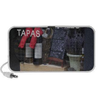 Show Window and Wine Mini Speaker