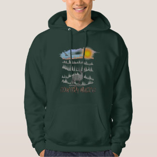 Show you love spending time in the great outdoors! hoodie