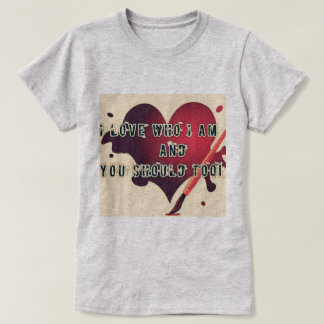 Show You Love Yourself T-Shirt