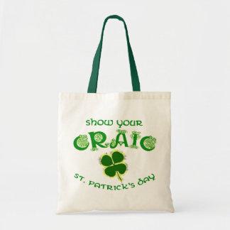 Show Your Craic Tote Bag